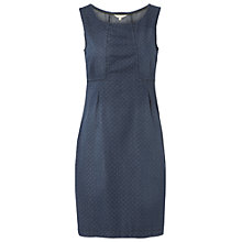 Buy White Stuff Hollow Hill Dress, Denim Online at johnlewis.com