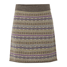 Buy White Stuff Sunrise Knit Skirt, Grey Online at johnlewis.com