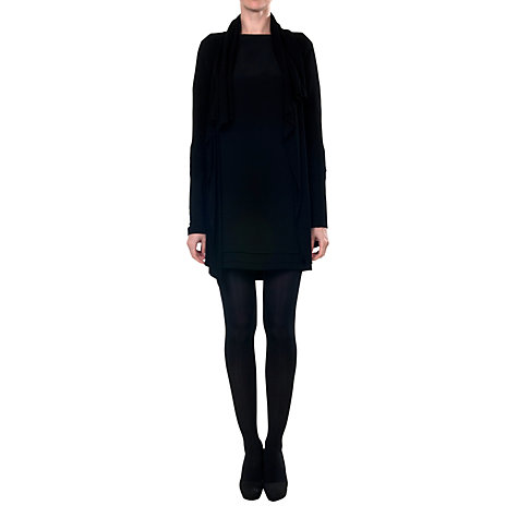 Buy allegra by Allegra Hicks Anna Cardigan, Black Online at johnlewis.com