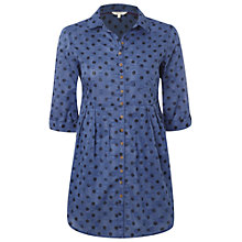 Buy White Stuff Arizona Tunic, Blue Online at johnlewis.com