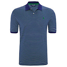 Buy Polo Golf by Ralph Lauren Striped Polo Top Online at johnlewis.com