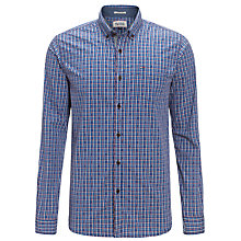Buy Hilfiger Denim Dawson Shirt, Vallarta Blue Online at johnlewis.com