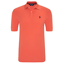 Buy Polo Golf by Ralph Lauren Mesh Polo Shirt Online at johnlewis.com