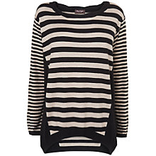 Buy Phase Eight Beatrice Block Stripe Jumper Online at johnlewis.com