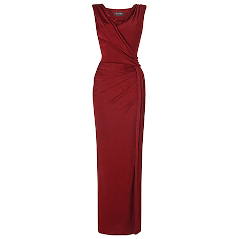 Buy Phase Eight Clarissa Dress, Ruby Online at johnlewis.com