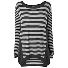 Buy Phase Eight Beatrice Jumper, Grey Online at johnlewis.com