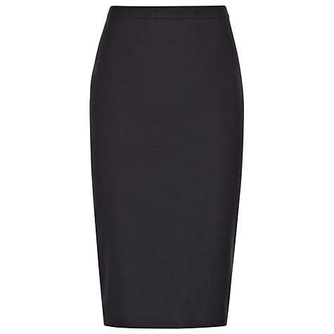 Buy Reiss Sena Tailored Skirt, Navy Online at johnlewis.com