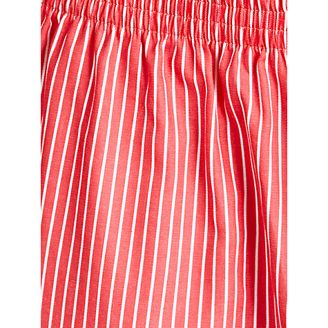 Buy John Lewis Classic Striped Boxers, Pack of 3, Multi Online at johnlewis.com