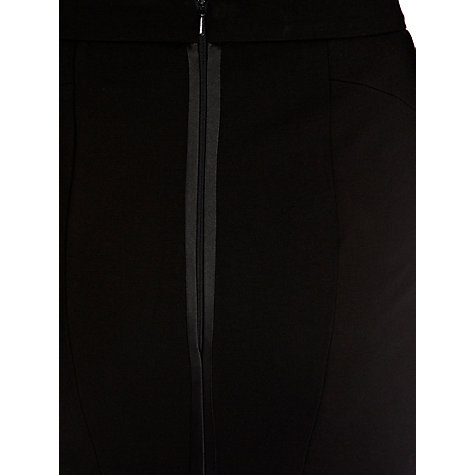 Buy Coast Irina Pencil Skirt, Black Online at johnlewis.com