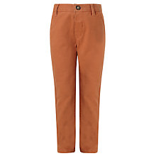 Buy John Lewis Boy Slim-Fit Chino Trousers Online at johnlewis.com