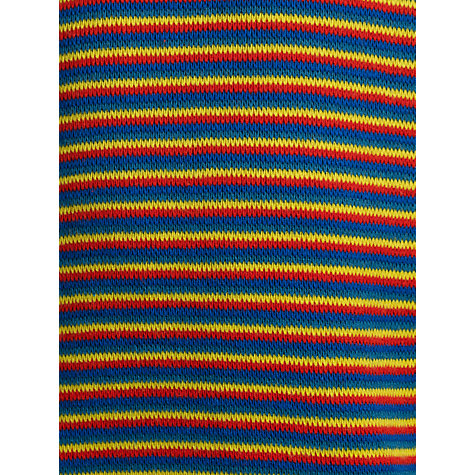 Buy John Lewis Boy Long Sleeve Striped Jumper, Blue/Multi Online at johnlewis.com