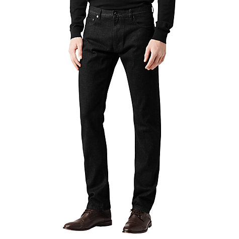 Buy Reiss Hampshire Straight Fit Jeans Online at johnlewis.com