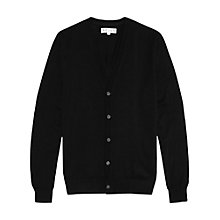 Buy Reiss Rover Merino Wool Cardigan Online at johnlewis.com
