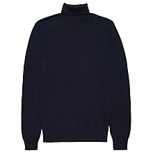 Buy Reiss Moon Extra Fine Merino Roll Neck Jumper Online at johnlewis.com