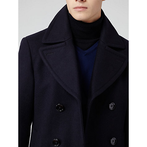 Buy Reiss Emperor Peacoat Online at johnlewis.com