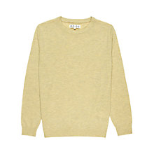 Buy Reiss Orion Woolly Merino Crew Neck Jumper Online at johnlewis.com