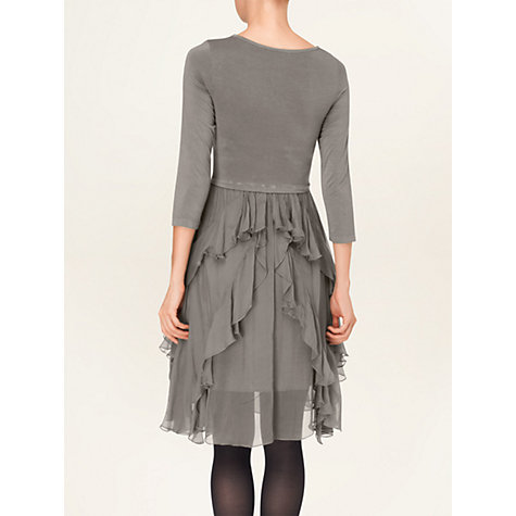 Buy Phase Eight Kells Silk Jersey Dress Online at johnlewis.com