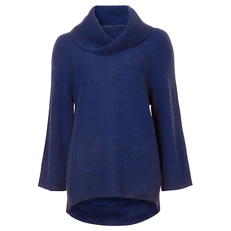Buy Jigsaw Fine Merino Kimono Sleeve Jumper Online at johnlewis.com