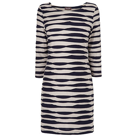 Buy Phase Eight Ella Tunic, Navy/Grey Online at johnlewis.com