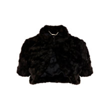 Buy Coast Rachella Faux Fur Cover Top Online at johnlewis.com