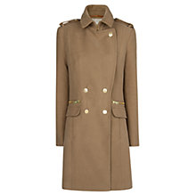 Buy Mango Military Coat Online at johnlewis.com