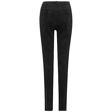Buy Jaeger Corduroy Jeans, Dark Blue Online at johnlewis.com