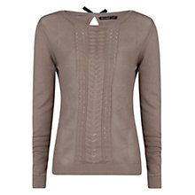 Buy Mango Pointelle Jumper Online at johnlewis.com