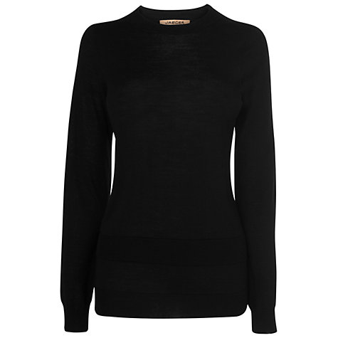 Buy Jaeger Fine Knitted Gauge Jumper Online at johnlewis.com
