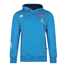 Buy Canterbury of New Zealand England Rugby Hoodie, Blue Online at johnlewis.com