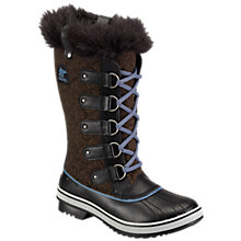 Buy Sorel Tofino Herringbone Winter Boot, Brown Online at johnlewis.com