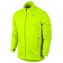Buy Nike Element Shield Zip Up Jacket, Green Online at johnlewis.com