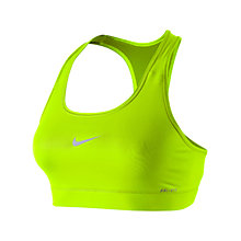 Buy Nike Pro Victory Compression Bra Online at johnlewis.com