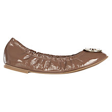Buy Hobbs Harriet Ballerina Pumps Online at johnlewis.com