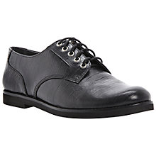 Buy Bertie Lotto Loafers, Black Online at johnlewis.com