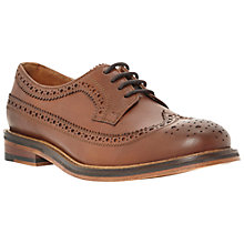Buy Bertie Lessing Brouge Shoes Online at johnlewis.com