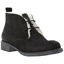 Buy Bertie Ganga Nubuck Ankle Boots Online at johnlewis.com