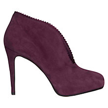 Buy Hobbs London Bardot Shoe Boots, Pansy Purple Online at johnlewis.com