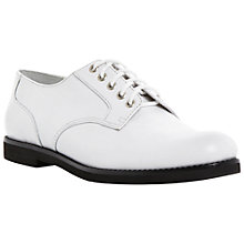 Buy Bertie Lotto Loafers, White Online at johnlewis.com