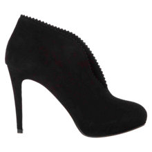 Buy Hobbs London Bardot Shoe Boots, Black Online at johnlewis.com