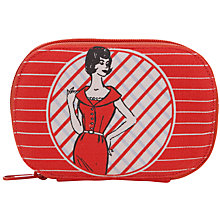 Buy Vintage by Hemingway Sofia Zipped Sewing Kit, Multi Online at johnlewis.com
