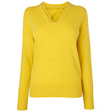 Buy Jaeger Cashmere Blend Jumper Online at johnlewis.com