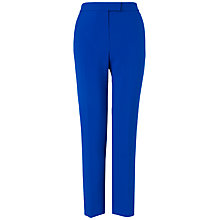 Buy Jaeger Skinny Trousers, Blue Online at johnlewis.com