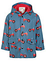 Hatley Tractor Raincoat, Blue
