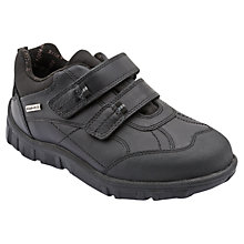 Buy Start-rite Aqua Rain Leather Rip-Tape Shoes, Black Online at johnlewis.com