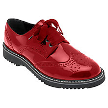 Buy Start-rite Impulsive Patent Brogues Online at johnlewis.com