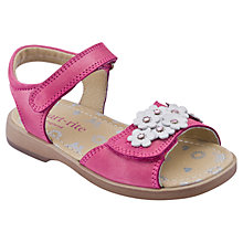 Buy Start-rite Moon Flower Leather Sandals Online at johnlewis.com