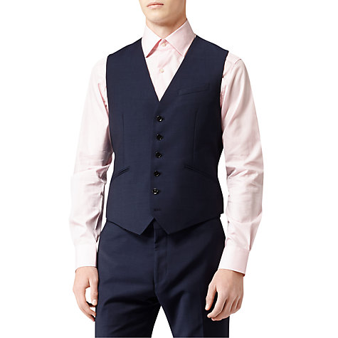 Buy Reiss Youngs Mixer Waistcoat Online at johnlewis.com