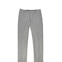 Buy Reiss Gleneagle Check Trousers Online at johnlewis.com