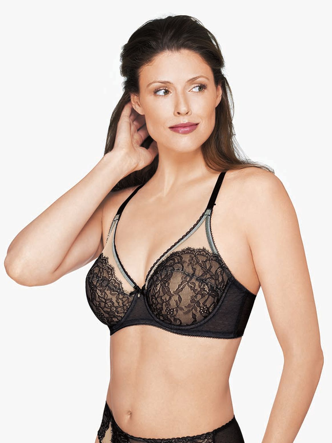 Wacoal Retro Chic Full Figure Bra