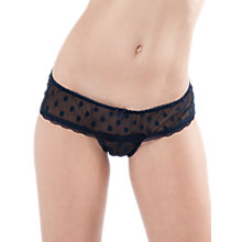 Buy Mimi Holliday Dotty Nuit Boy Short Briefs, Ink Blue / Navy Online at johnlewis.com
